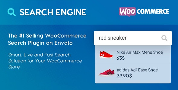 WooCommerce Search Engine 2.2.4