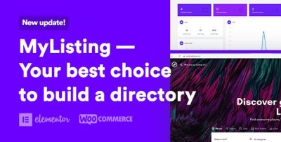 MyListing Directory and Listing Theme 2.6.9