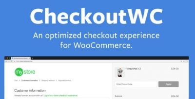 Checkout for WooCommerce Plugin 5.1.2