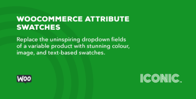 Iconic WooCommerce Attribute Swatches 1.3.2