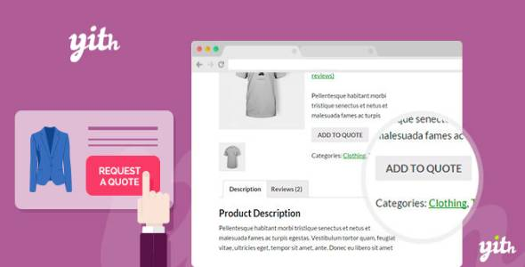 YITH WooCommerce Request a Quote Premium v3.2.0