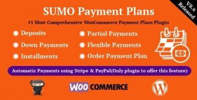 SUMO WooCommerce Payment Plans v8.3