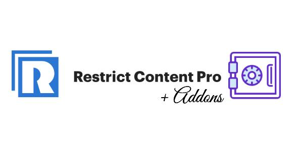 Restrict Content Pro Plugin v3.5.7 + All Addons