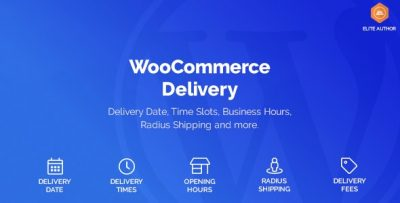 WooCommerce Delivery Date Time Slots 1.1.24