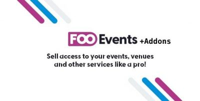 FooEvents for WooCommerce 1.12.48 + Addons