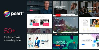 Pearl Corporate Business Theme 3.3.1