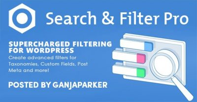 Search & Filter Pro – The Ultimate WordPress Filter Plugin v2.5.6