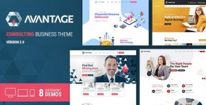 Avantage Business Consulting Theme 2.2.3