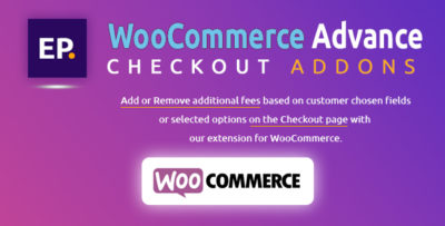 WooCommerce Checkout Addons 2.5.4