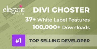 Divi Ghoster 5.0.26