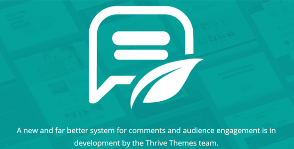 Thrive Themes Comments WordPress Plugin 1.7