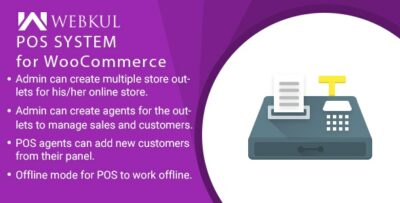 Point of Sale System for WooCommerce (POS Plugin) v3.6.1