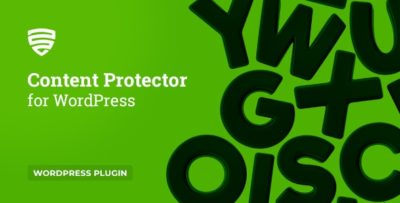 UnGrabber Content Protection for WordPress 3.0.3