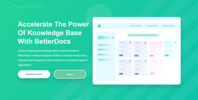 BetterDocs Pro 1.6.8 – Accelerate The Power Of Knowledge Base