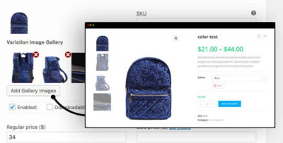 Additional Variation Images Gallery for WooCommerce – Pro 1.2.6