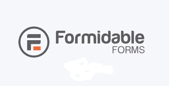 Formidable Forms Pro 5.0.09 – Advanced WordPress Forms Plugin