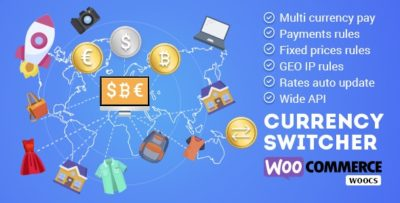 WooCommerce Currency Switcher 2.3.7