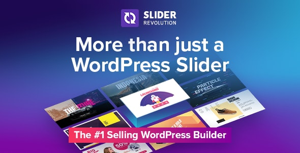 Addons and Templates for Slider Revolution 6.5.8
