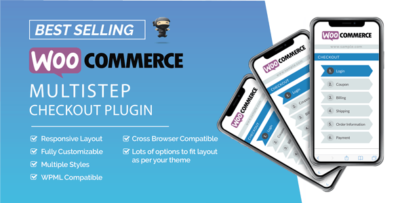 MultiStep Checkout Pro for WooCommerce 2.25