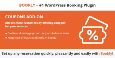 Bookly Coupons Addon 3.3