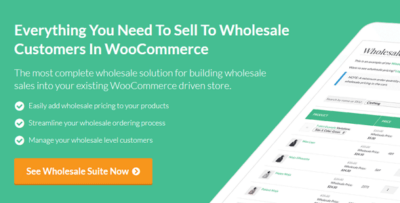 WooCommerce Wholesale Prices Premium 1.26.5 – Easily Add Wholesale To Your WooCommerce Store