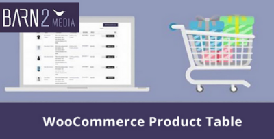 WooCommerce Product Table Plugin 2.9