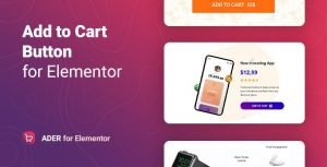 Ader 1.0.1 – Add to Cart Button for WooCommerce
